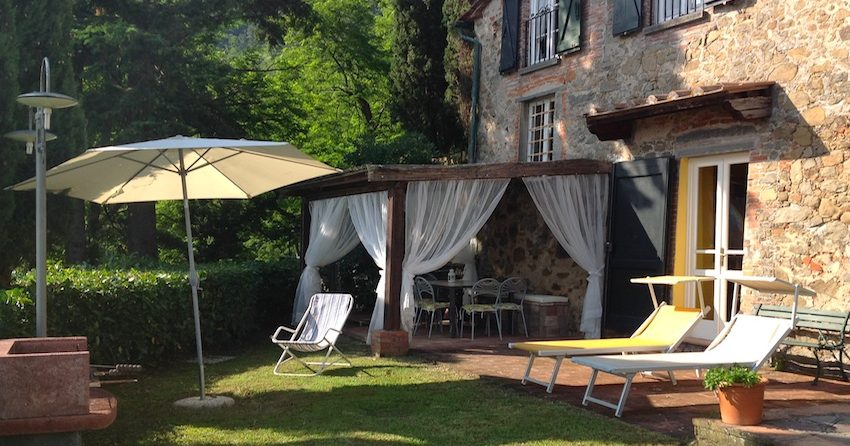 Casa panorama villa i italia primatoscana for Fienile casa piani casa