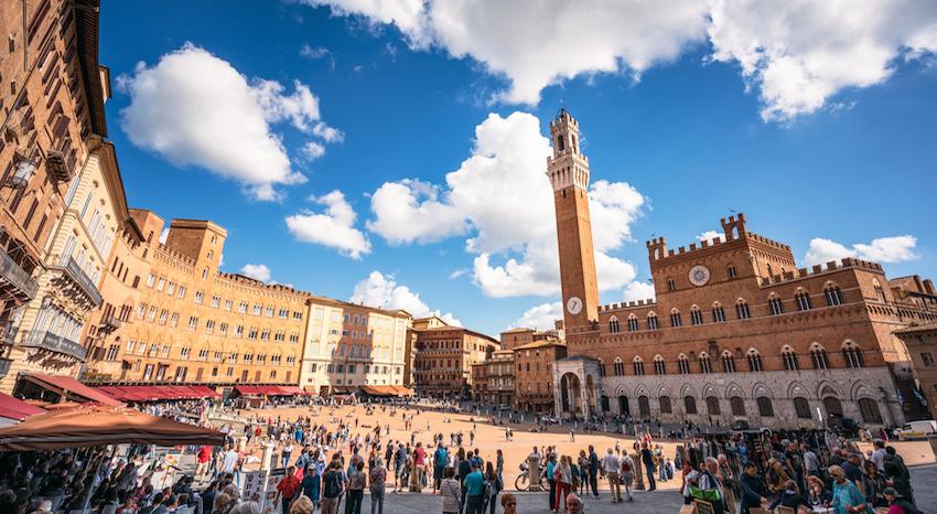 Reise til Italia : Siena : Primatoscana