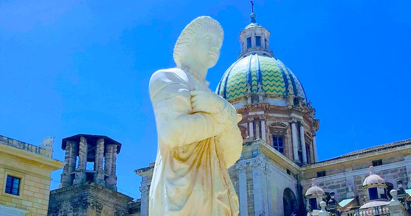 Ferie på Sicilia