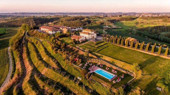 Bilde av feriehus i Italia