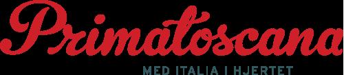 Primatoscana Logo: Med Italia i hjertet